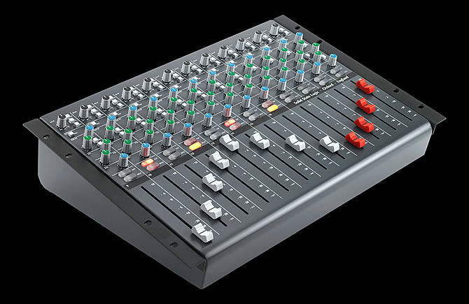 Solid State Logic X-Panda - 24 Channel Super Analogue Mixer