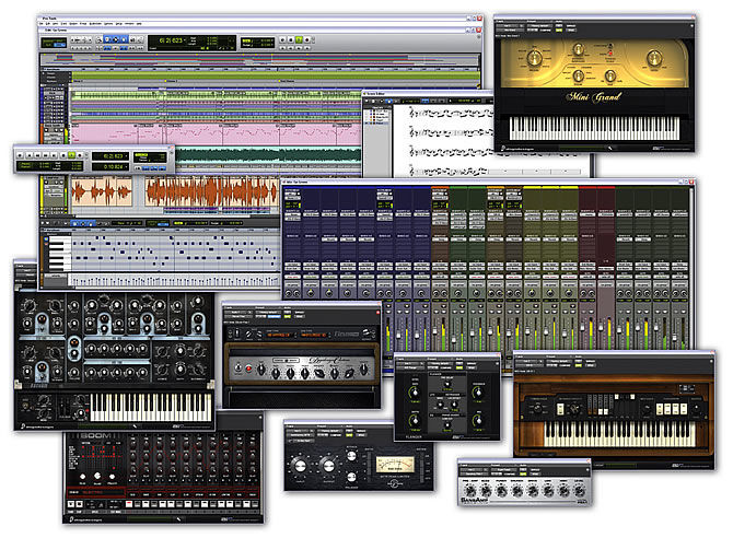 Audio Software | Avid Pro Tools MP9