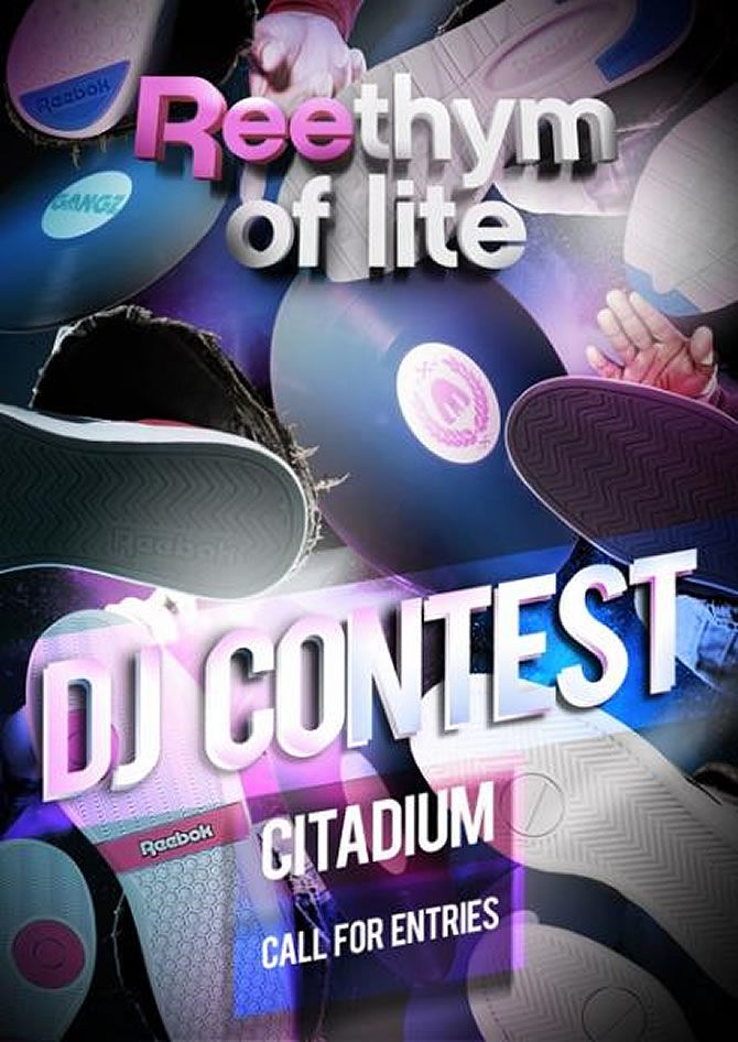 Fresh Music Production Contest | MixVibes DJ Contest 4 powered by Reebok and MTV
