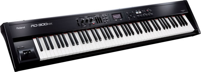 RD-300NX Digital Stage Piano from Roland is available
