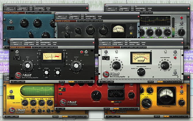 Mixing and Mastering | 2 New T-RackS Legendary Compressors / Limiters Now Available
