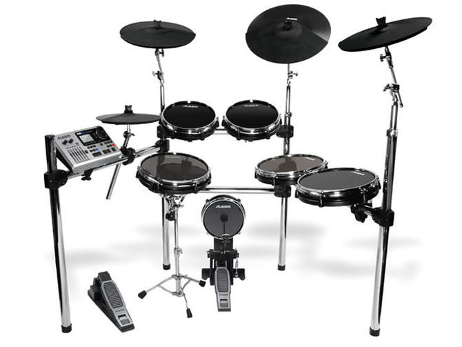 Alesis Announces New Premium Electronic Drum Set, the DM10 X Kit