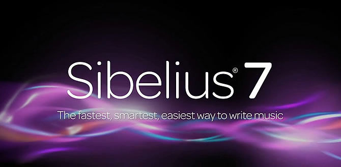 Avid announces Sibelius 7, the Fastest, Smartest, Easiest Way to Write Music