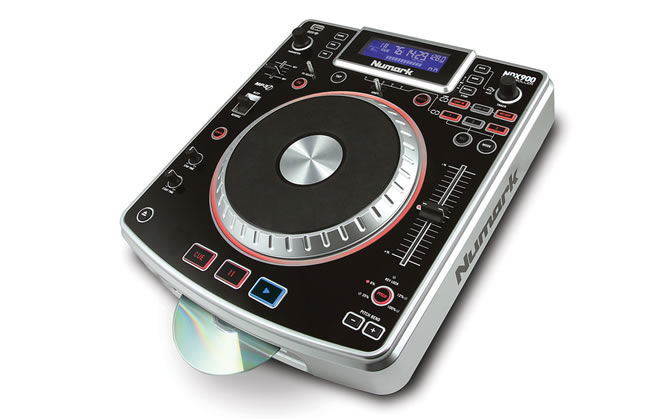 Dj Equipment | Numark introduces NDX900, a professional DJ controller and MP3/CD/USB player at 2011 Summer NAMM