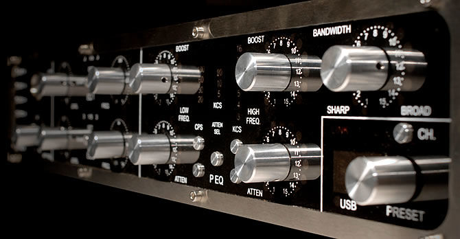 ATM Bettermaker EQ 230P | Stereo Analog EQ with Digital Recall