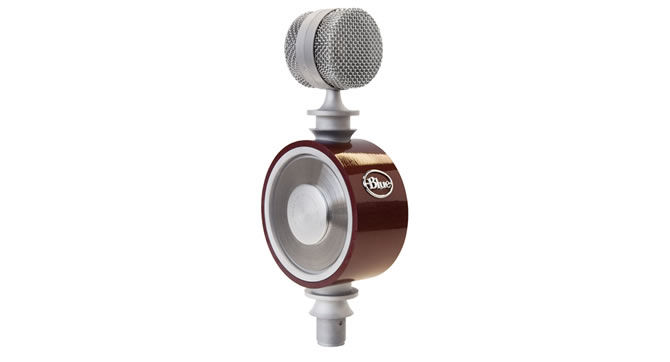 Blue Microphones Reactor is now Widely Available