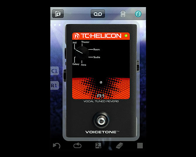 Press Release | TC-Helicon adds new inApp option to its VoiceJam app for iPhone
