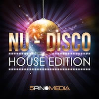 Music Samples Libraries   Nu Disco House Edition from Big Fish Audio