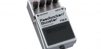 Boss releases FB-2 Feedbacker / Booster