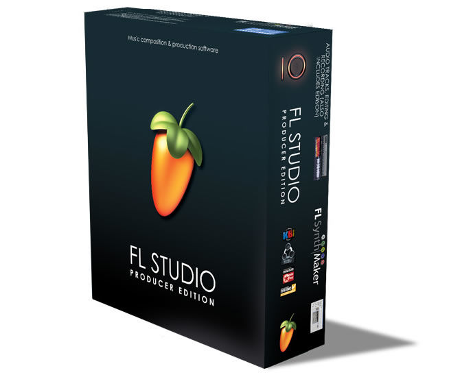 Update | FL Studio goes to version 10.0.8