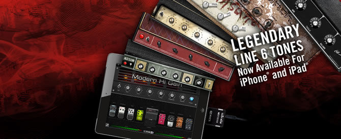 Line 6 announces new Mobile In Digital Input Adaptor