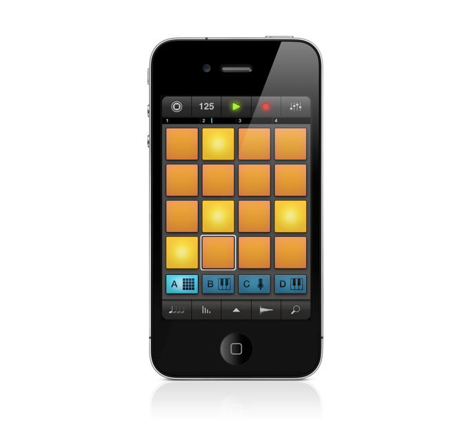 Native Instruments makes the first step in the iOS Apps Market and announces iMaschine