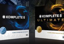 Native Instruments Komplete 8 and Komplete 8 Ultimate are now available