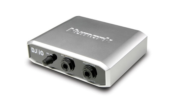 Updated DJ|iO DJ Audio Interface is now shipping