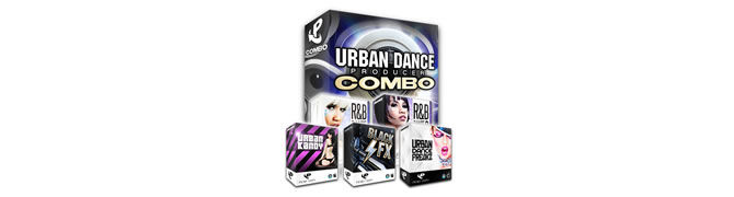 New Combo Deal from Prime Loops - Urban Dance Producer