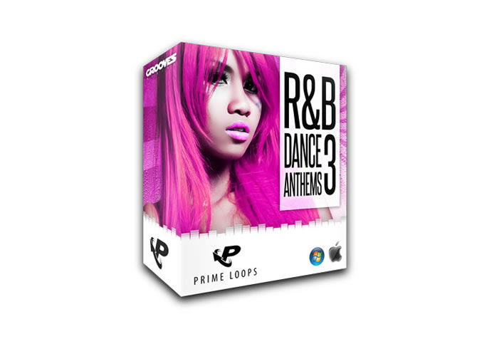 Prime Loops releases R&B Dance Anthems 3