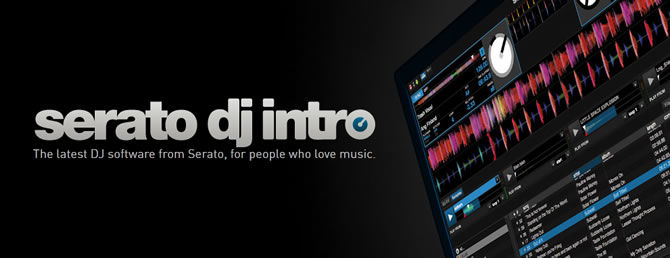 New Dj Controllers Set from Numark will come with New Serato DJ Intro Software