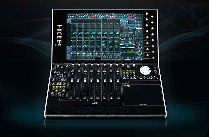 Smart AV releases Tango 2 - Next Generation of their Audio Workstation Controller