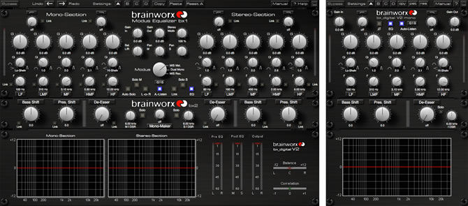 Universal Audio released bx_digital V2 Eq and SPL Vitalizer MK2-T on UAD-2 Powered Plug-Ins Platform