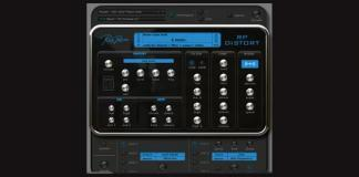 RP-Distort - The New Distortion Plug-In from Rob Papen