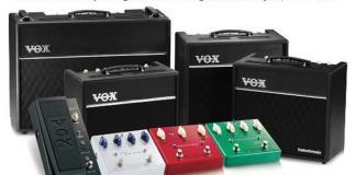Vox Amps announces Annual Fan Fest Rebates