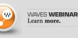 Waves Webinars | Mixing Drums with Waves and Mixing Vocals with Waves