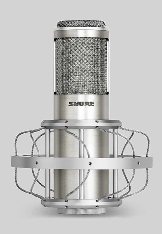 Wire Rope introduces new Shure KSM353 shock mount