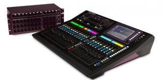 GLD - The New Live Digital Mixing System from Allen & Heath