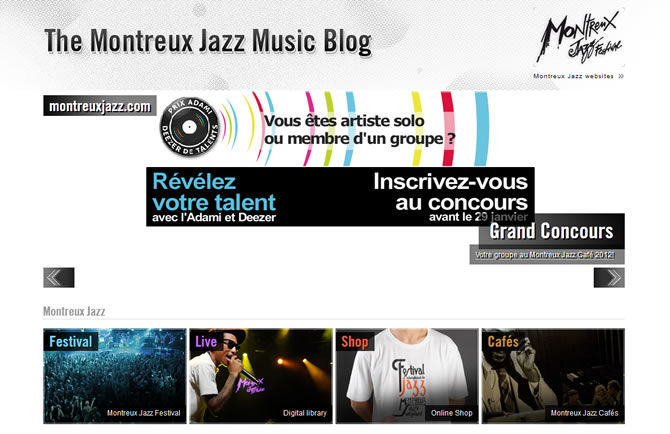 10th Shure Montreux Jazz Voice Competition