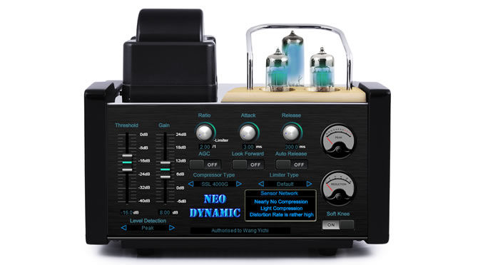 Sound Magic releases Neo Dynamic - 10 Vintage Compressors/Limiters in 1