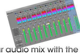 Audio Webinar | Unleashing your audio mix with the mixing console by Sony Creative Software