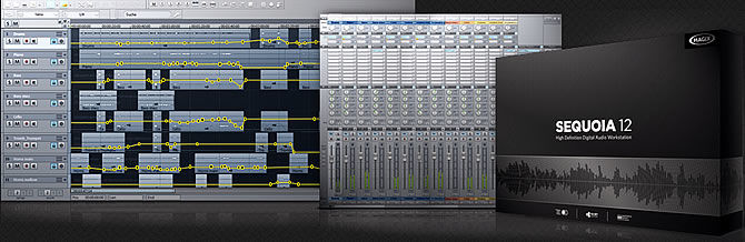 Magix releases Sequoia 12, the newest version of their well-known DAW