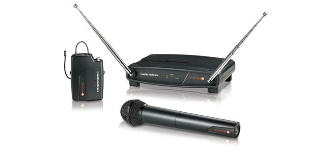 Audio-Technica introduces New System 8 Wireless