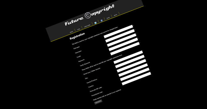 Future Copyright | Take control of your copyright from creation to license