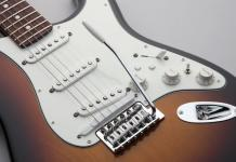GC-1 GK-Ready Stratocaster is now available