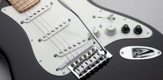 New V-Guitar The G-5 VG Stratocaster from Roland and Fender is now available
