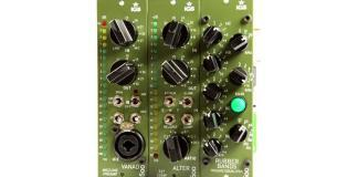 Vanad 500, Alter 500 and Rubber Bands 500, 3 new 500 modules from IGS Audio