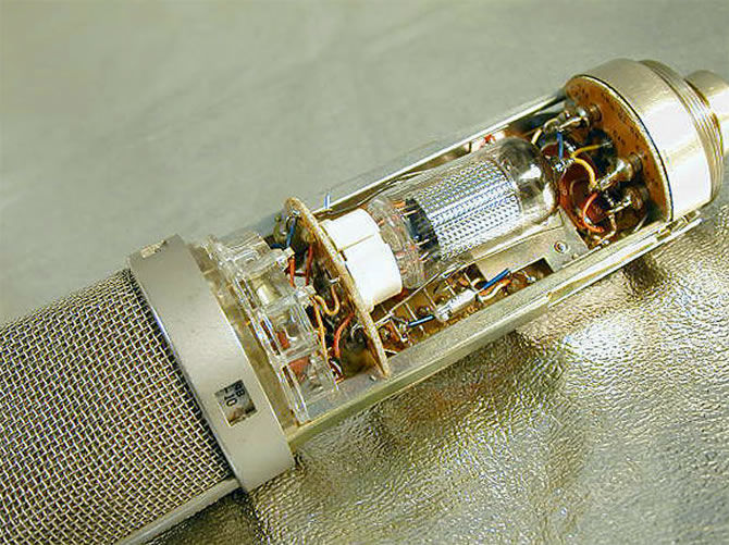 Jasper 67, the U67 recreation from JJ Audio Mics USA