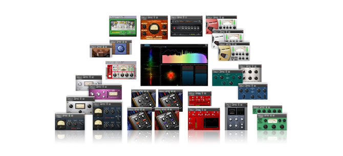 Avid introduces Venue pack 4 - Plug-in Suite and Real Time Analyzer for Venue Digital Consoles