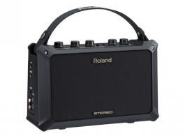 Roland announces Mobile AC Acoustic Chorus Amp, ultra compact and battery powered amplifier for acoustic guitar