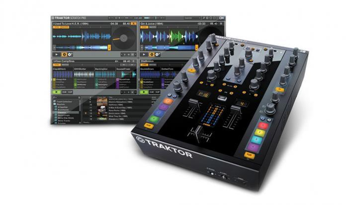 Native Instruments introduces Traktor Kontrol Z2