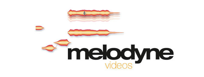 Free Melodyne tutorials on vocals, MIDI and more