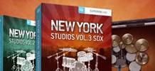 Toontrack New York Studios Volume 3 SDX has been released