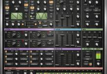 Waves Audio has released Element Synthesizer