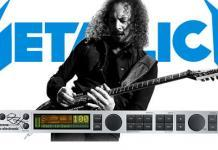 Win a TC Electronic G-Major 2 signed by Kirk Hammet