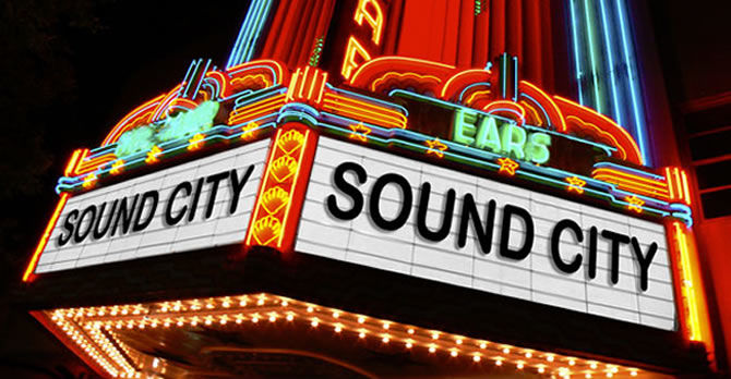 EARS and SAE presents an interactive and educational screening of Sound City