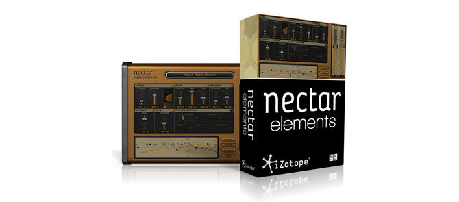 iZotope release new Nectar Elements - for those who want to treat their vocals for less