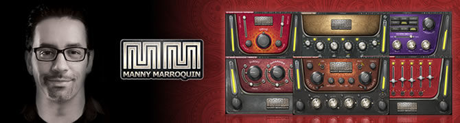 Waves Audio introduces Manny Marroquin Signature Series Collection