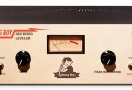 Lightning Boy Audio introduces the Rectified Leveler