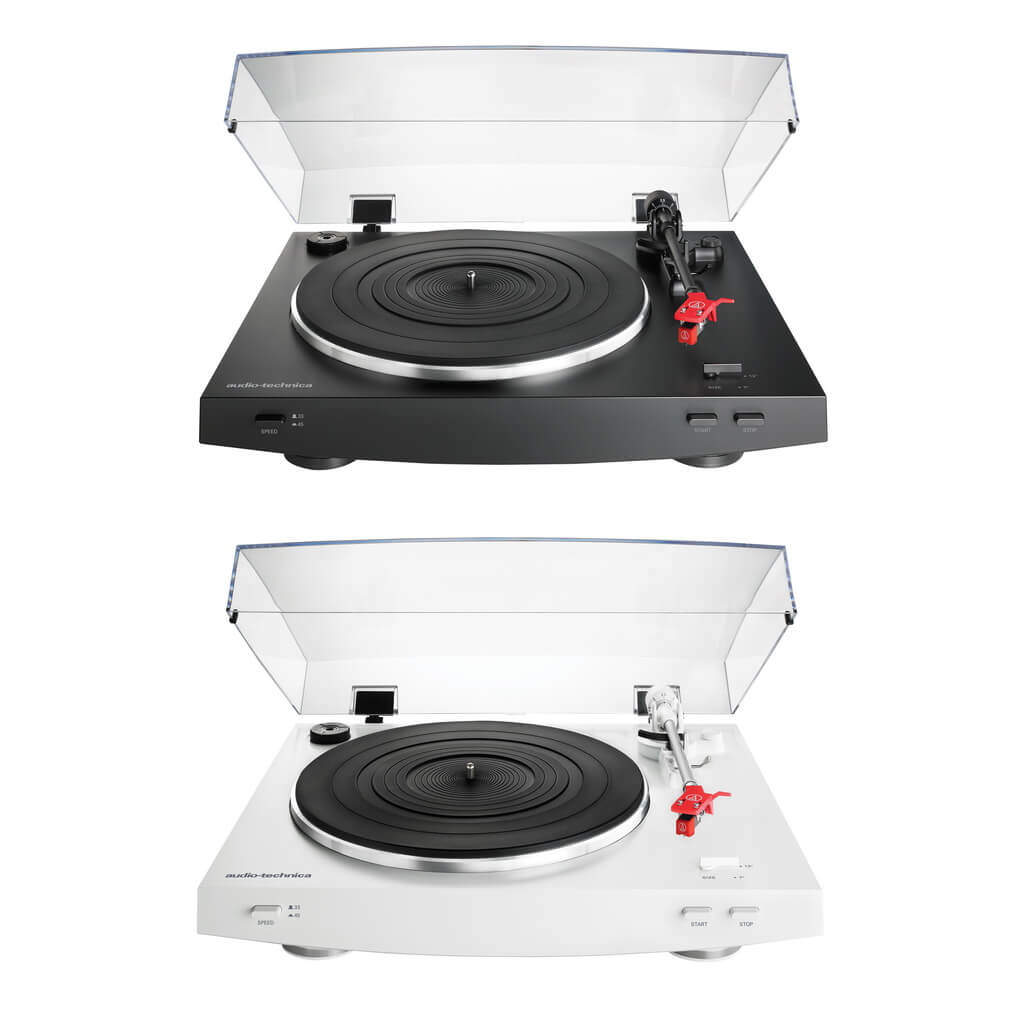 Audio-Technica AT-LP3 Automatic Belt-Drive Stereo Turntable